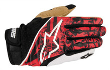 Alpinestars Men's Gravity Glove weiß/rot